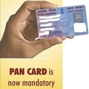PAN Card permanent account number
