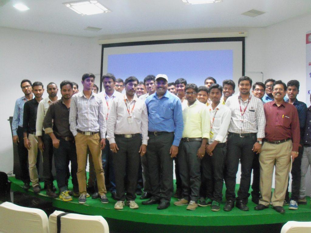Digital Marketing Training KL University Vijayawada