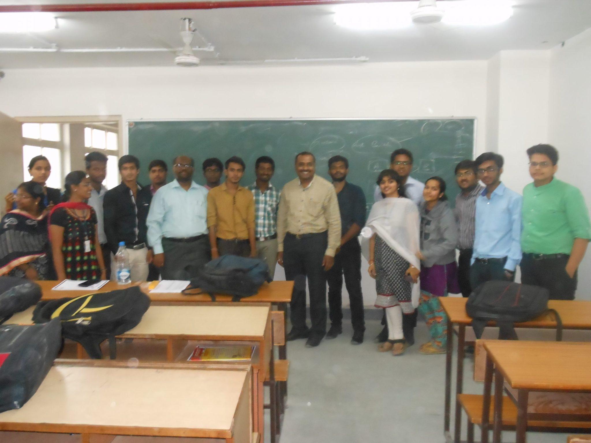 Digital Marketing Seminar Arora Business School Hyderabad