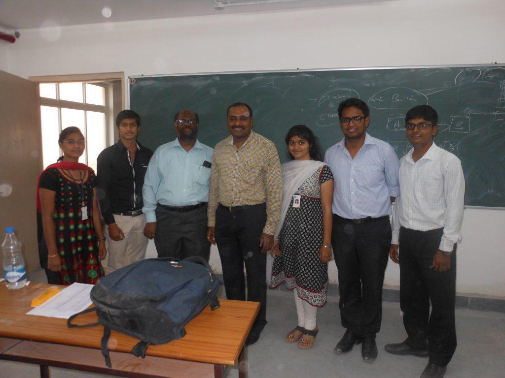 Digital Marketing Workshop in Arora Business School Hyderabad (16)