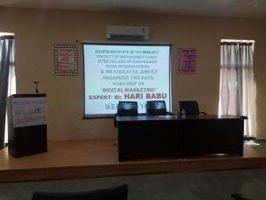 Digital Marketing Workshops in India